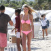 Jessica Hart Shows Off Her Beach Body