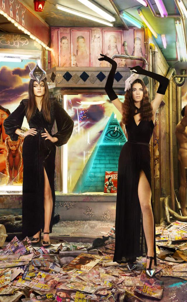 Kardashian Christmas Card 03 173457 Photos The Blemish