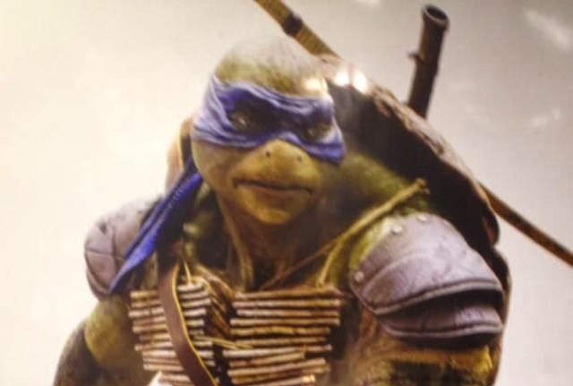 This Is What the New Ninja Turtles Will Look Like and It's ...