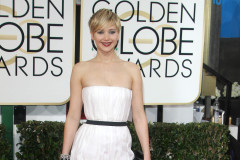 The 71st Annual Golden Globe Awards Arrivals  in LA