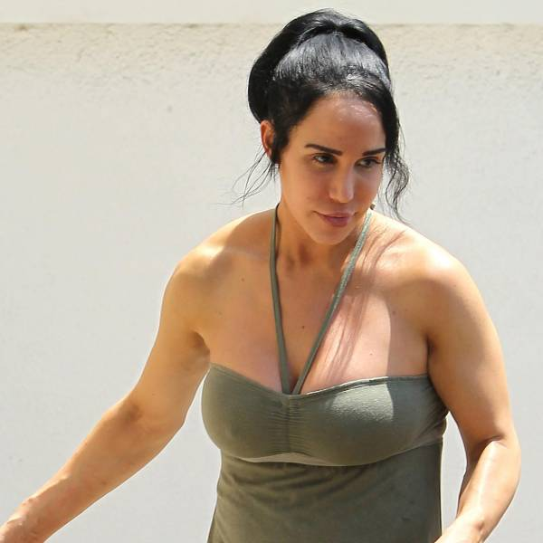 Octomom Nadya Suleman watches porn to prepare for solo sex