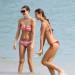 Olga Kent & Carolina Pascari Show Off Their Bikini Bodies