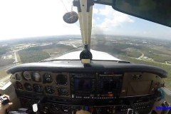 Bird Smashes Plane Windscreen | Crashes Through Pilot's Windshield | Florida | FULL VIDEO HD