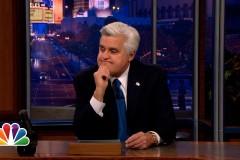 Jay Leno's Heartfelt Goodbye - The Tonight Show with Jay Leno