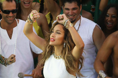 Stars Film A Music Video For FIFA World Cup Brazil