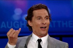 The Origin Of Matthew McConaughey's 'Alright, Alright, Alright'