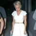 Pamela Anderson & Rick Salomon Out For Dinner