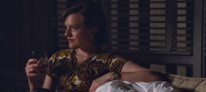 Mad Men: Don Draper and Peggy Olson