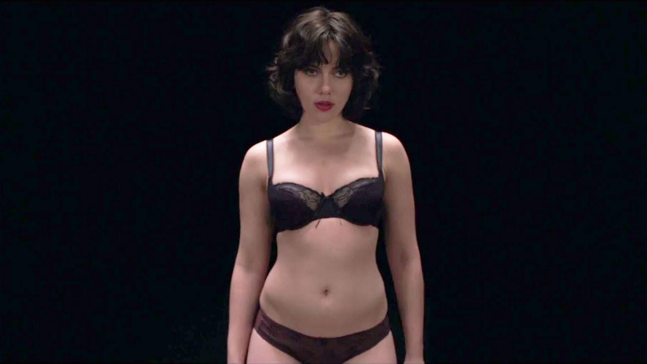 Scarlett johansson under the skin nudes