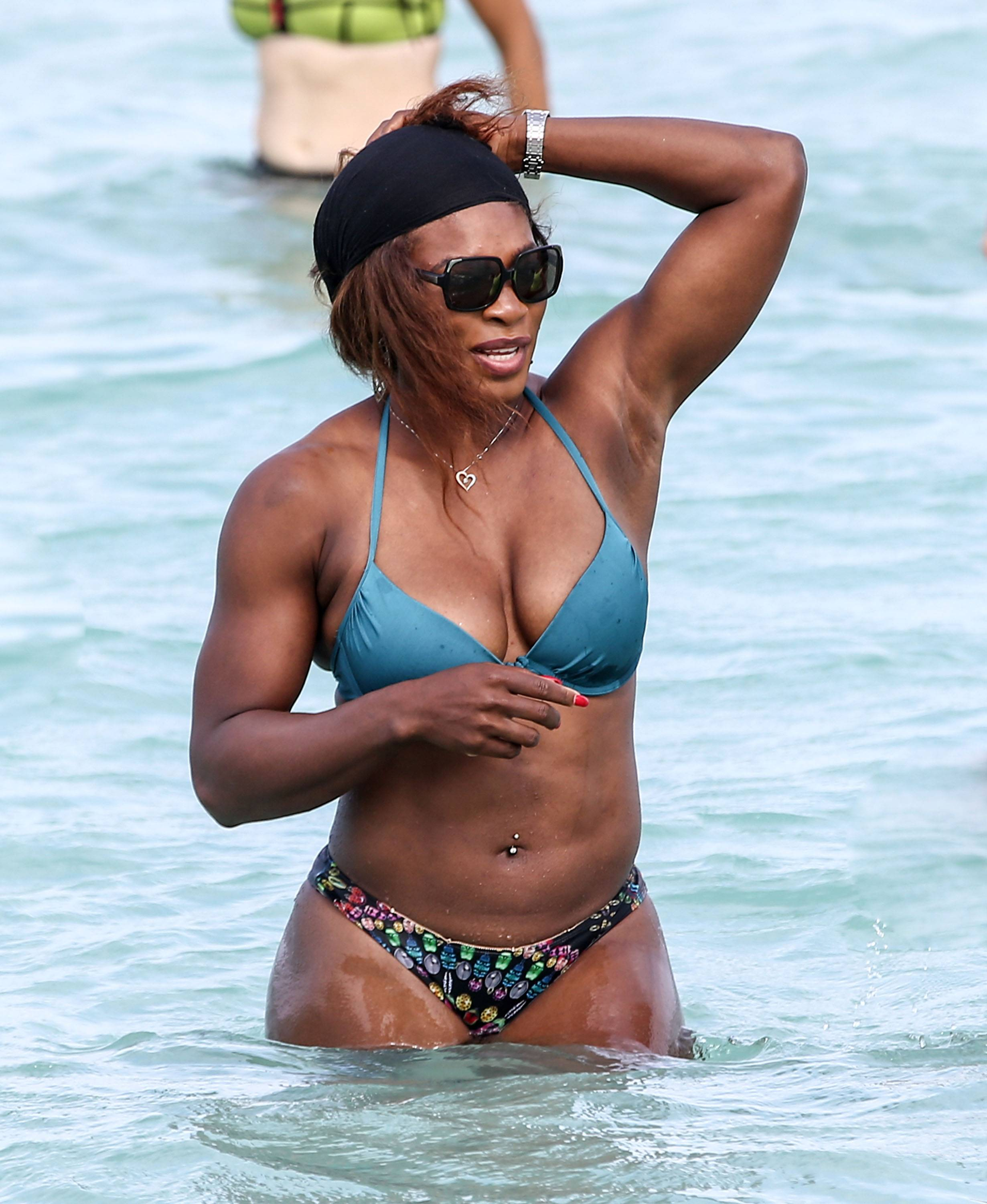 serena williams big tits