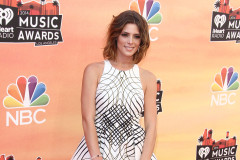 Ashley Greene at The 2014 iHeart Radio Music Awards in LA