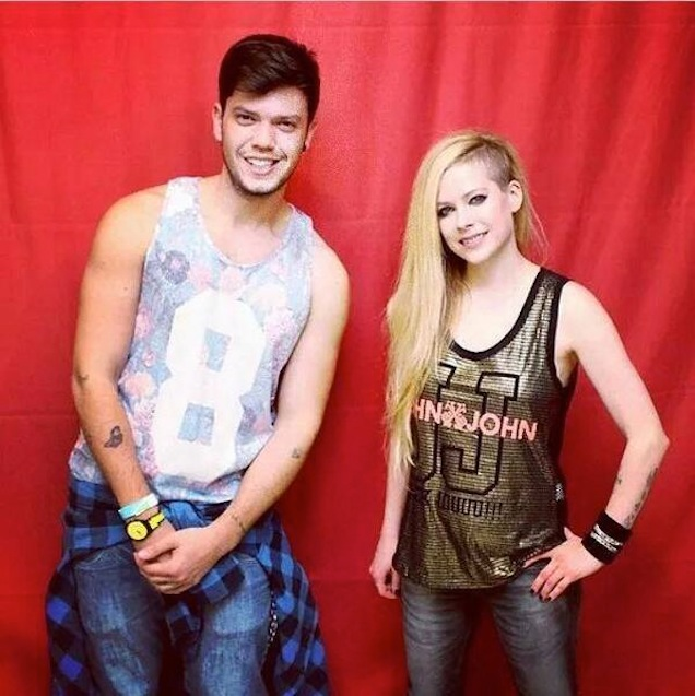 meet and greet avril lavigne 2014 mexico
