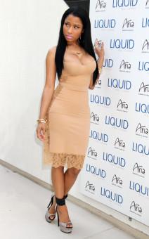 Nicki Minaj Hosts The Memorial Day Celebration At Liquid Pool Lounge
