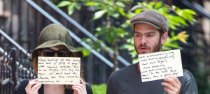 Emma Stone & Andrew Garfield Share A Message
