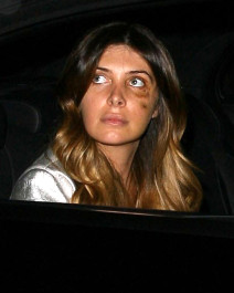 Brittny Gastineau Is Busted Up In Beverly Hills