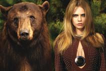 Cara Delevingne, Vogue, June 2014