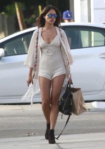 Eiza Gonzalez Shopping At American Apparel