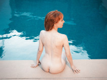 Kathy Griffin Nude for Tyler Shields