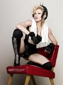 Madonna, Vogue Italy, May/June 2014