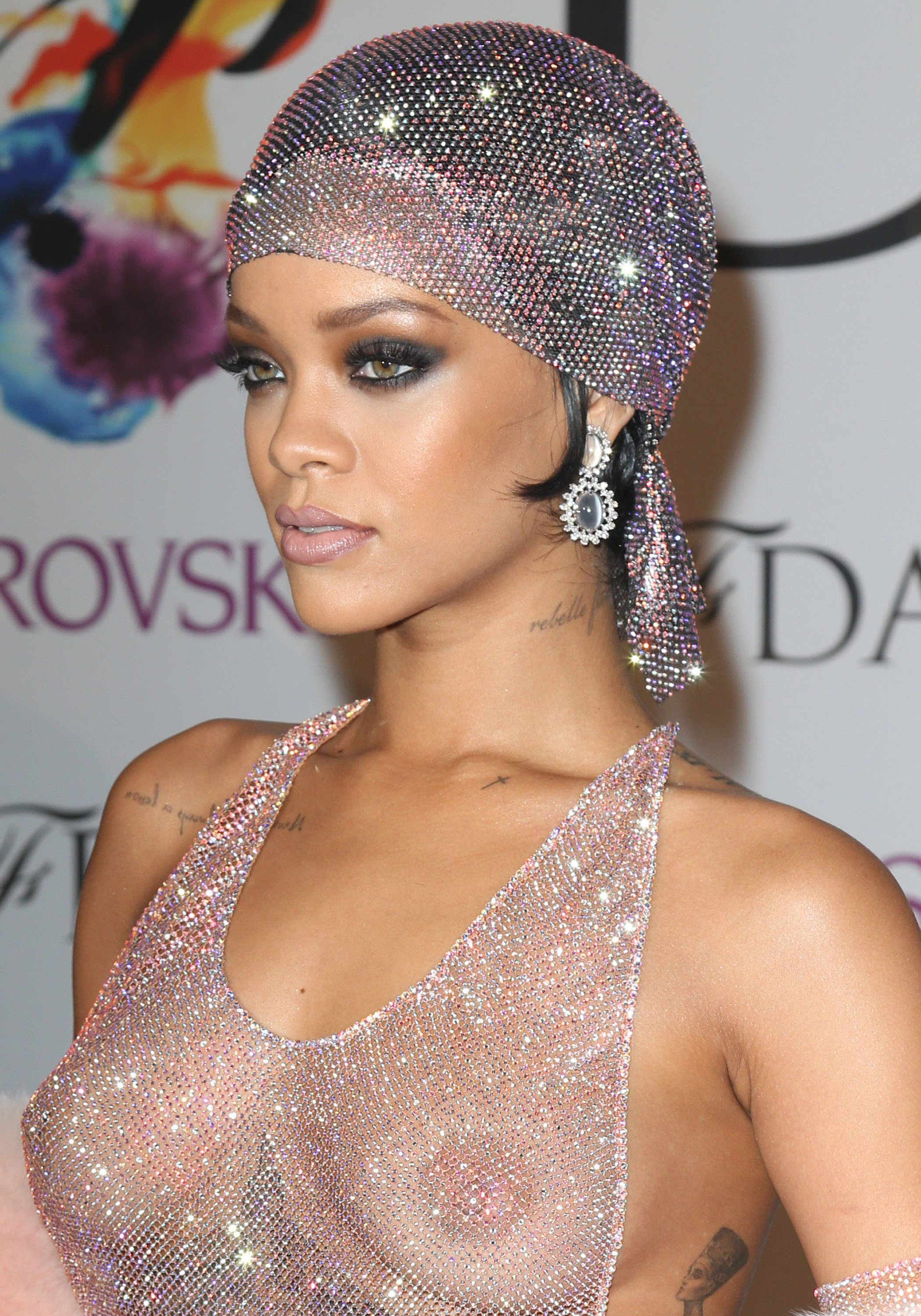 Cfda awards rihanna 2014