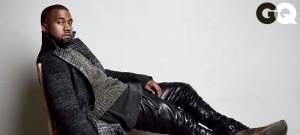 Kanye West, GQ