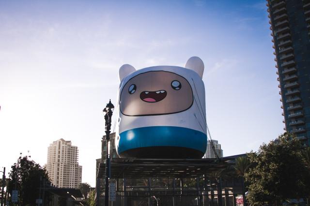 Comic-Con: Day 0