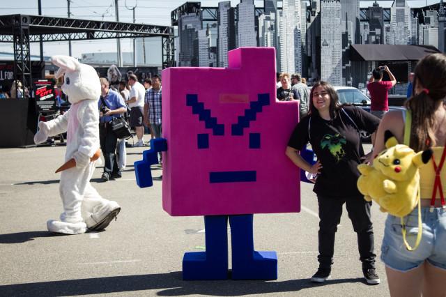 Comic-Con: Day 1