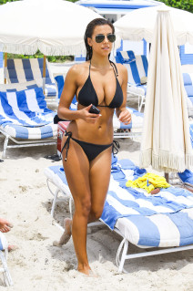 Devin Brugman & Natasha Oakley Enjoy Miami Beach