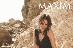 Jessica Alba, Maxim, September 2014