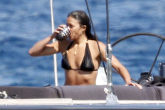 michelle-rodriguez-boat