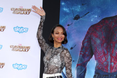 'Guardians Of The Galaxy' Los Angeles Premiere