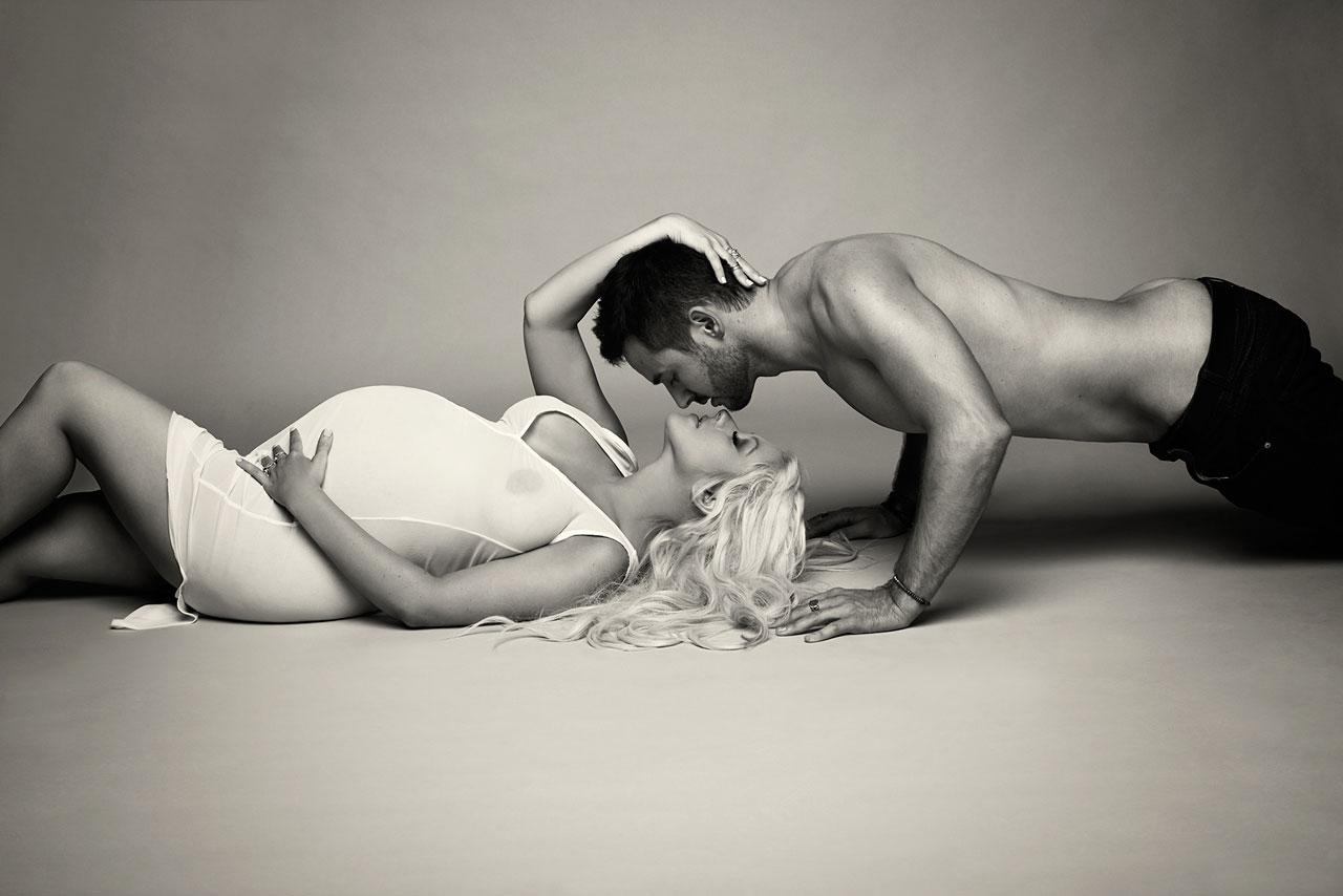 Фото поз при вагітності 5 фотография