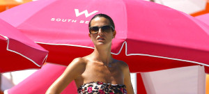 Cristina De Pin Shows Off Her Bikini Body In Miami