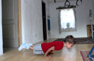 child-pushup
