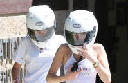 Miley Cyrus Calls For A Police Escort!