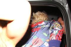 Rita Ora Splits After An Adidas Event