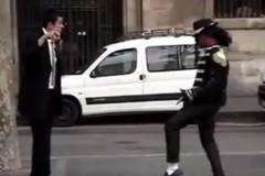 Michael Jackson versus Mormon Missionary