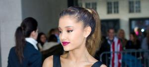 Ariana Grande Visits BBC Radio One