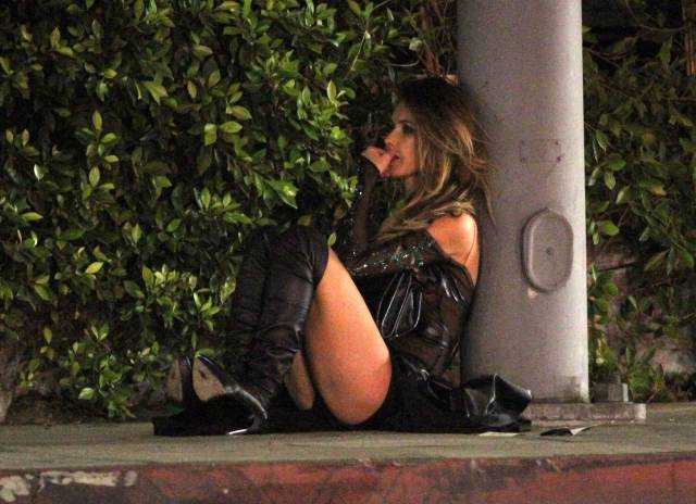 Audrina Patridge & Corey Bohan Get Into A Huge Fight After A Halloween Party