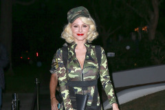 Celebs At The Casamigos Halloween Party