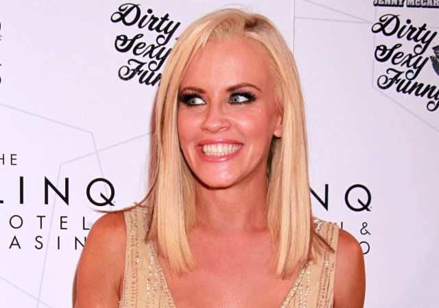 Jenny McCarthy Loves Donnie Wahlbergs Non-Deformed Dick