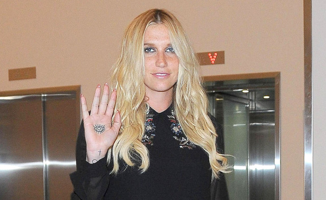Is This Unreleased Kesha Song About Dr Luke The Blemish