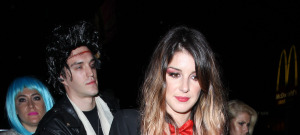 Stars Attend Matthew Morrison's Halloween Party