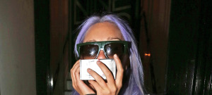 Amanda Bynes Heads To The Standard Hotel