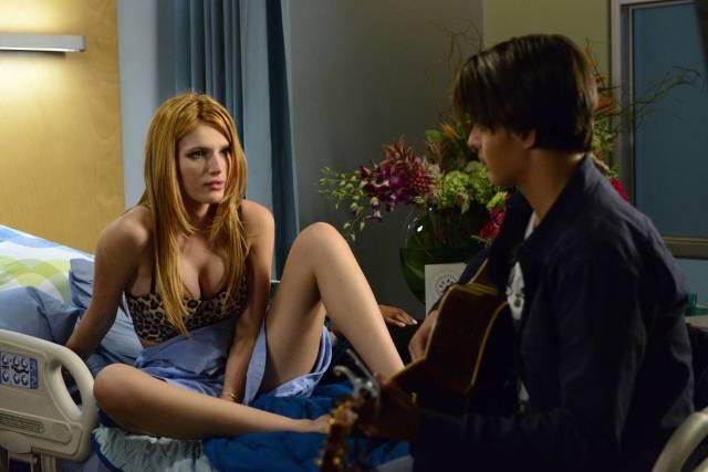 Bella Thorne, Red Band Society season 1, episode 9