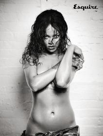 Rihanna, Esquire, December 2014