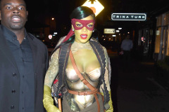Rihanna Going To A Halloween Party
