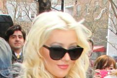 Christina Aguilera Disneyland Calls Mickey Mouse Asshole