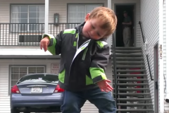 Dubstep Dancing Baby Header
