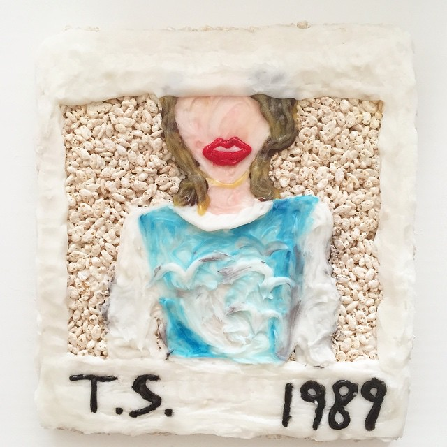 Jessica Siskin Taylor Swift Rice Krispies